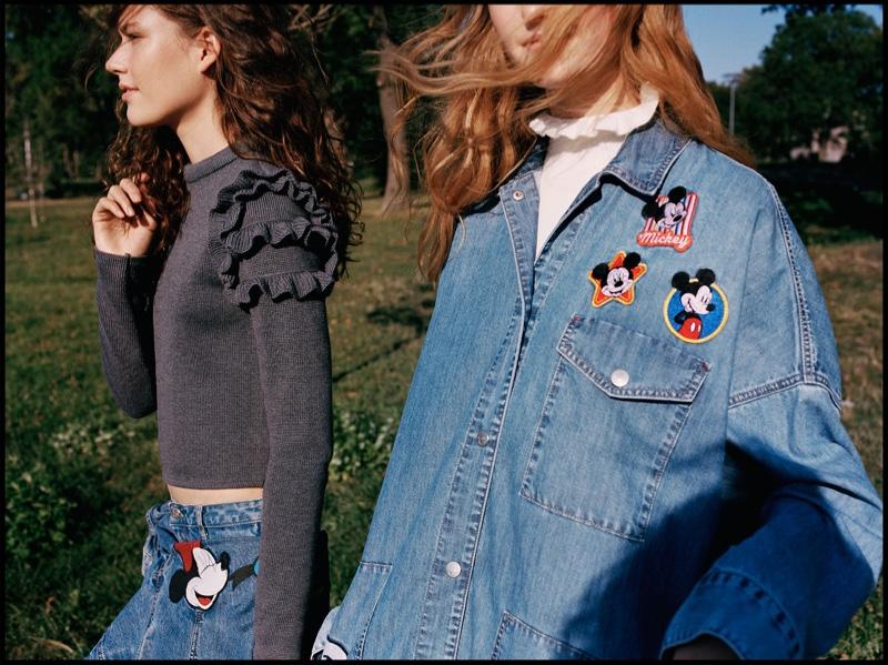 4823594ec94 Zara Dungarees and Jumpsuit Zara embraces patched denim