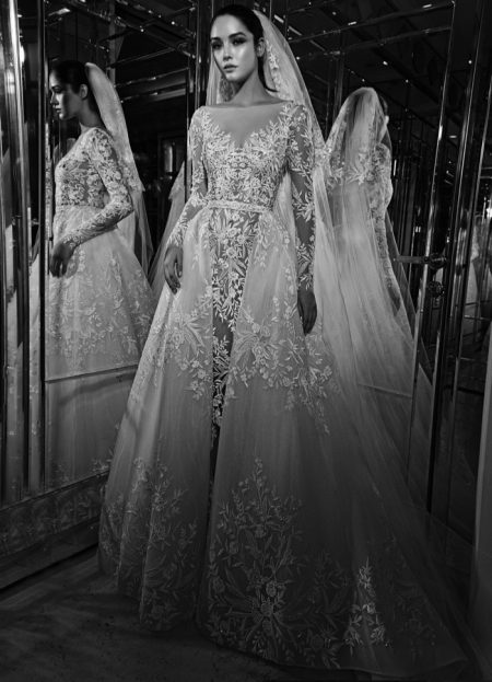 Zuhair Murad's Fall 2017 Bridal Dresses Are Truly Stunning
