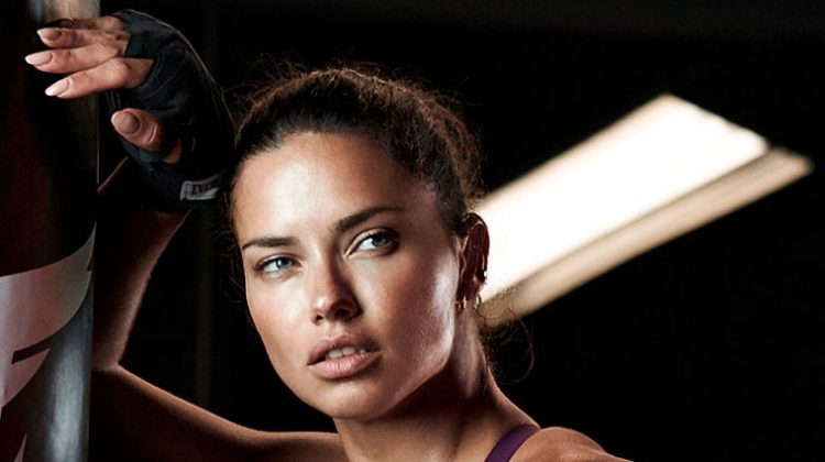 Adriana Lima & More Angels Work Up a Sweat in Victoria Sport