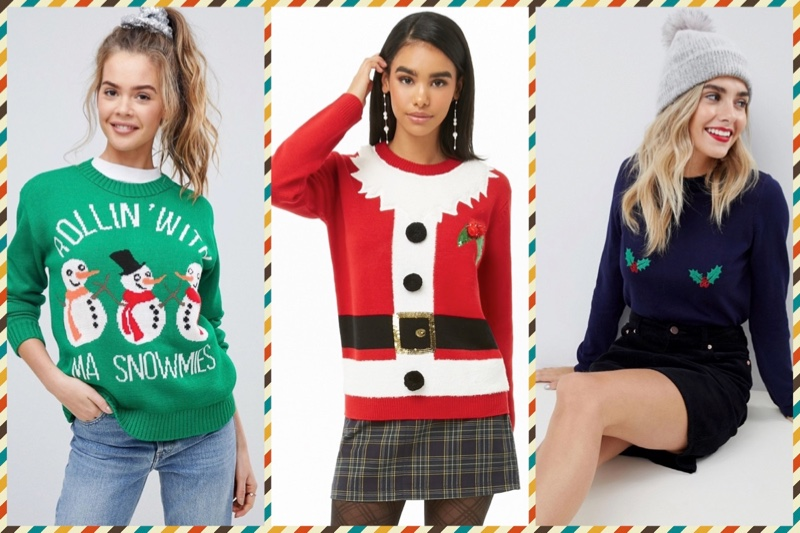 Chic Holidays: 9 Christmas Sweaters for Under $50