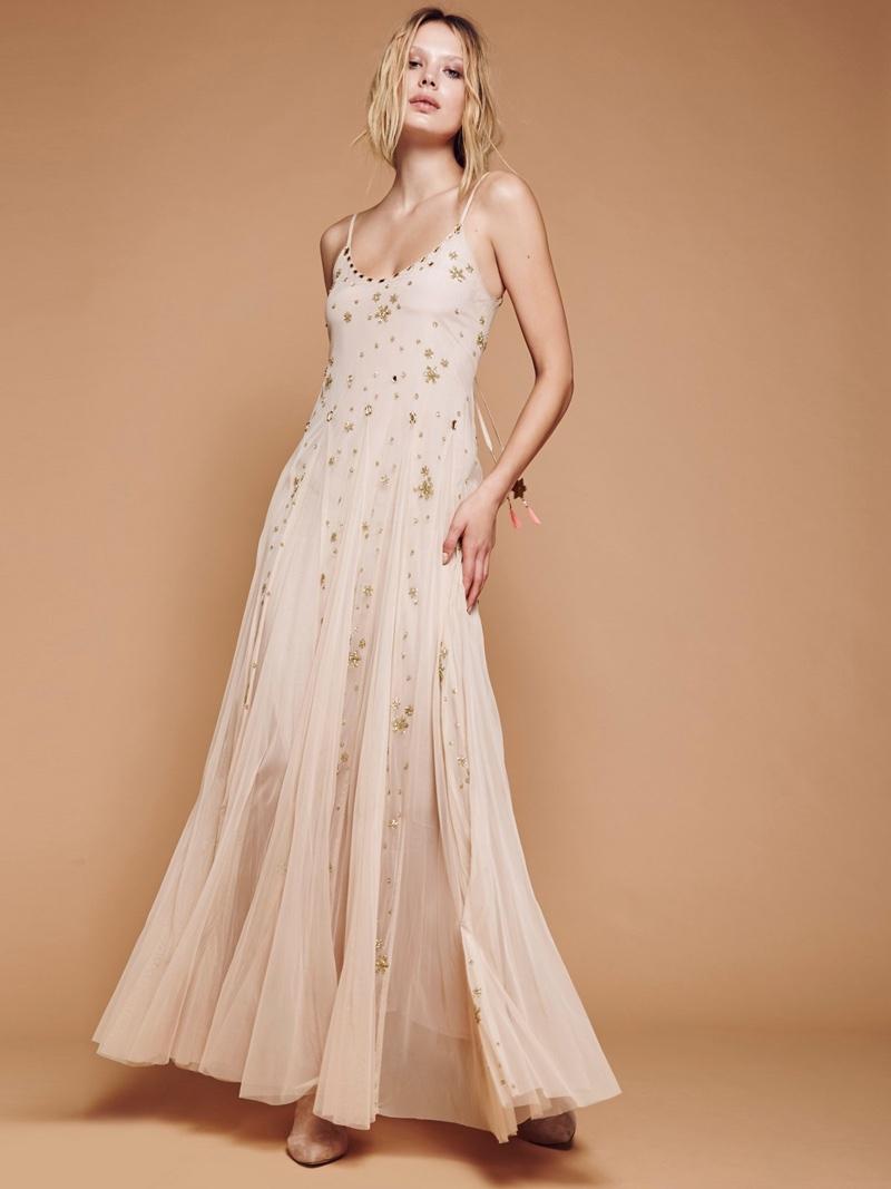 FP One Amelie Embellished Dress