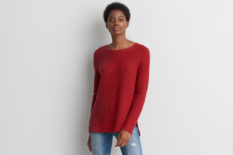 American Eagle Outfitters Ahh-Mazingly Soft Jegging Sweater