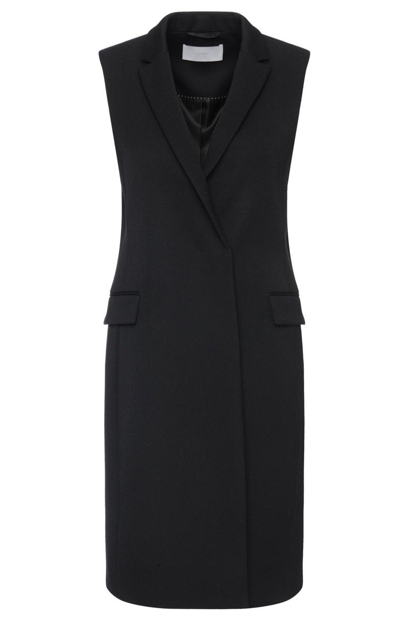 BOSS Karana Wool Blend Vest