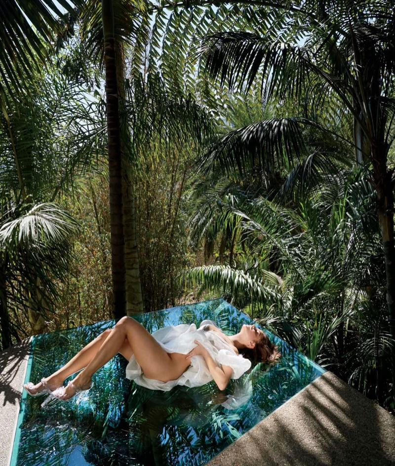 Barbara Palvin stars in Maxim Magazine