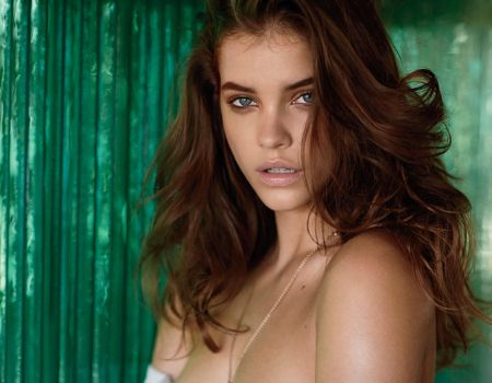 Barbara Palvin Looks Smokin' Hot in Maxim Cover Shoot