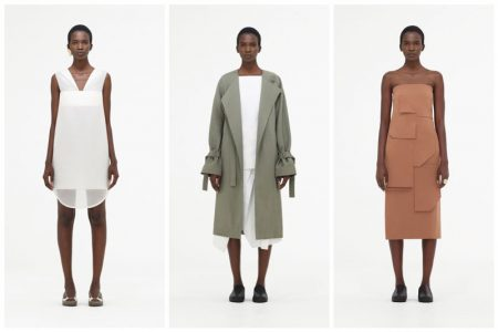 COS Gets Light & Airy with Spring 2017 Collection