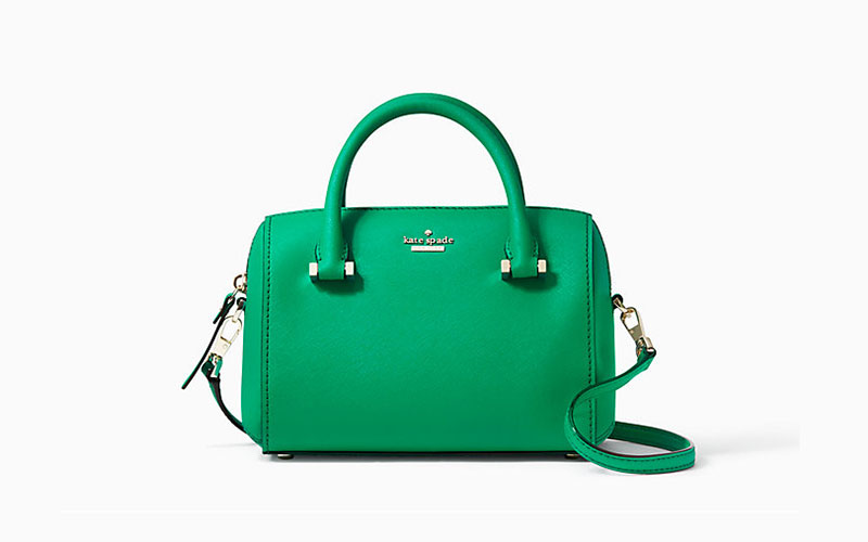 Kate Spade Cameron Street Lane Bag in Emerald Ring