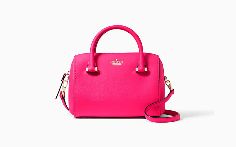 Kate Spade Cameron Street Lane Bag in Pink Confetti