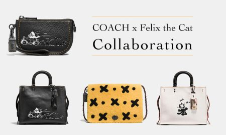 New Arrivals: Coach x Felix the Cat Brings Some Fun to the Season