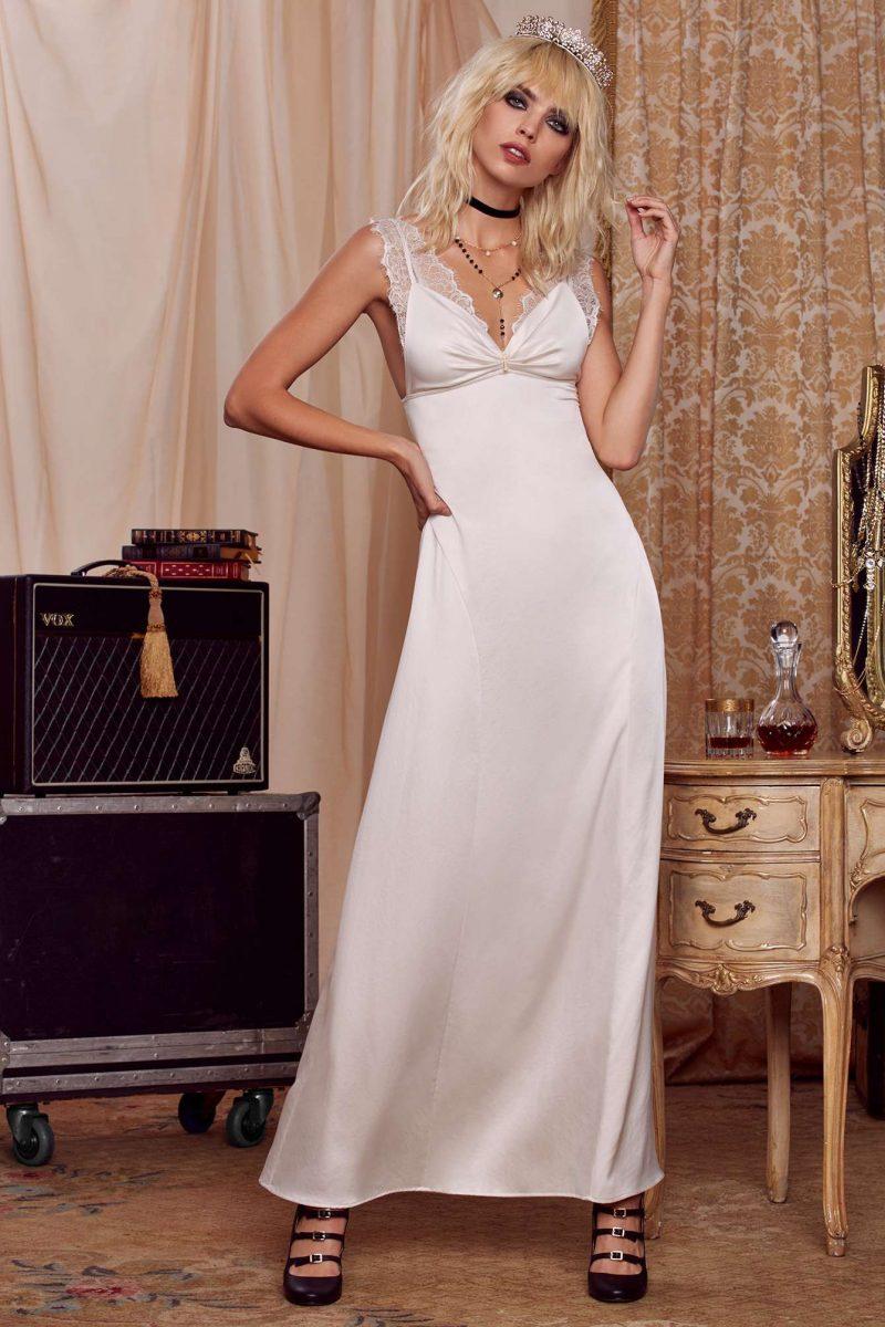 Courtney Love x Nasty Gal Roseland Ballroom Dress