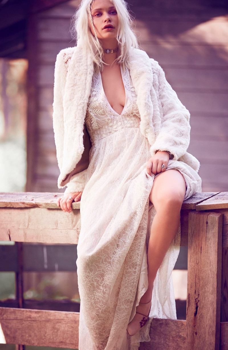 Free People's Holiday Fashions Are Simply Magical