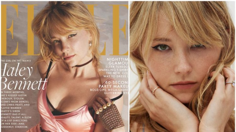 Haley Bennett Stars in ELLE, Talks Being Mistaken for Jennifer Lawrence