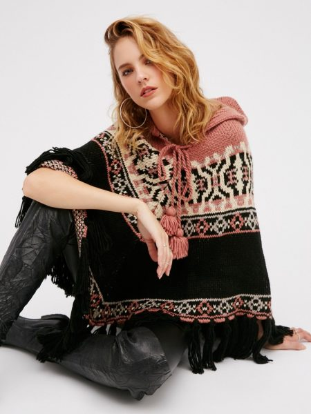 Poncho Season: 8 Cold Weather Cover-ups