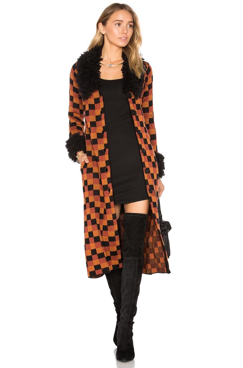 House of Harlow x REVOLVE Joan Coat