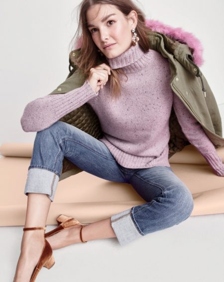 Chic Winter: 8 Cold Weather Outfit Ideas from J. Crew