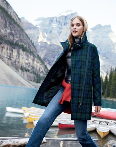 Oh Canada: 11 Winter-Ready Looks from J. Crew