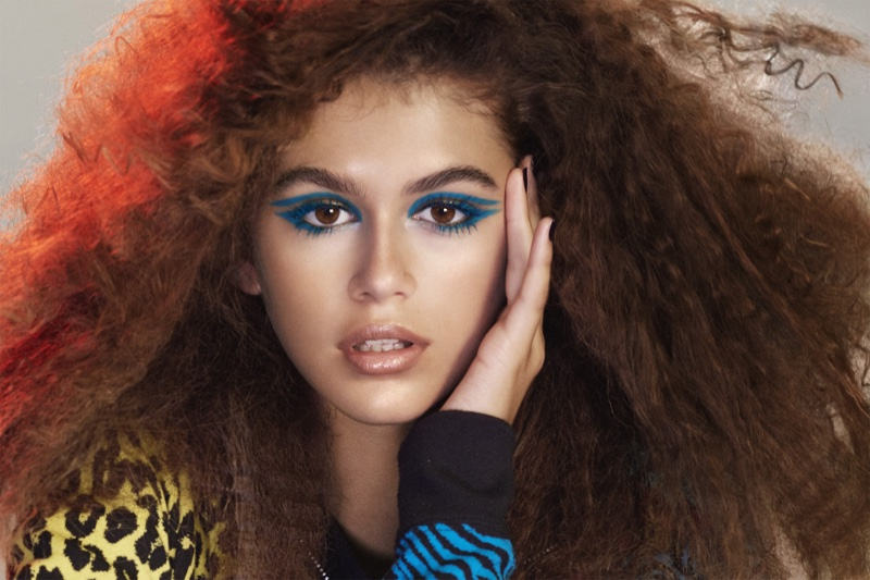 Kaia Gerber stars in Marc Jacobs Beauty campaign