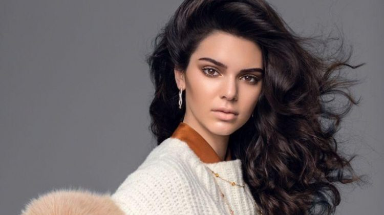 Kendall Jenner Layers Up in Fall Fashions for Vogue Turkey