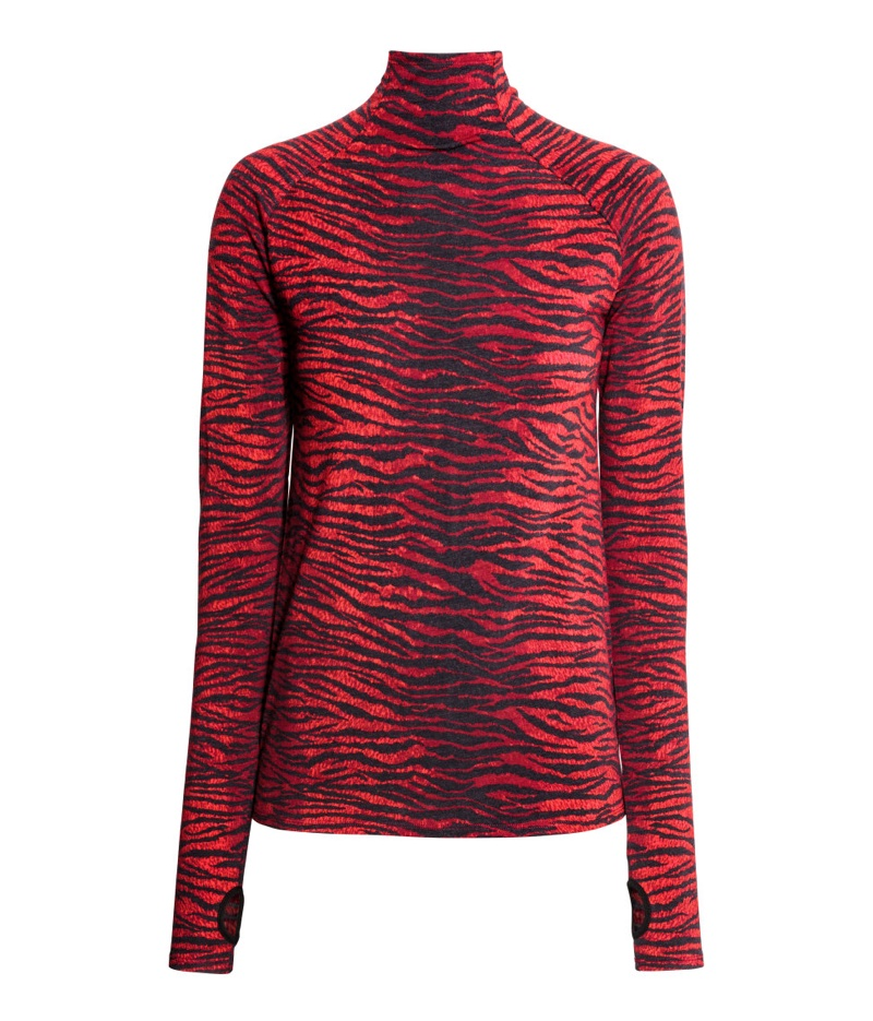 Kenzo for H&M Wool Turtleneck Sweater