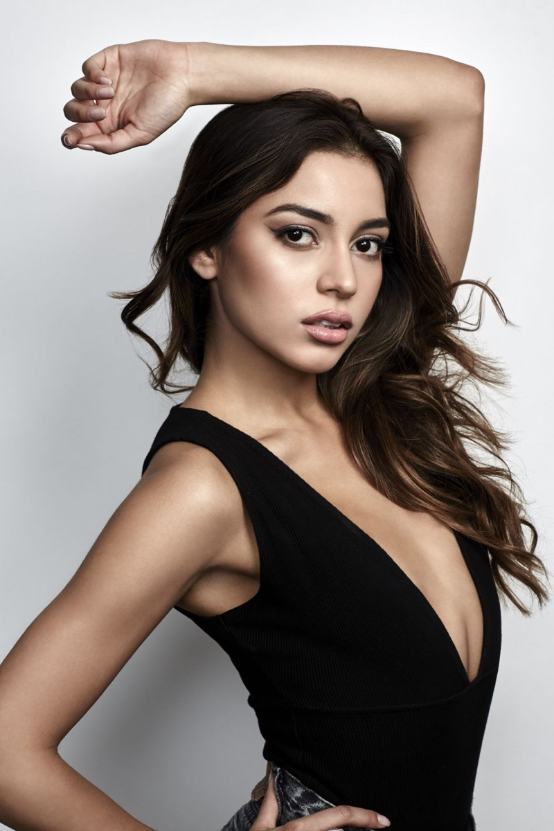 Krislian Rodriguez, 25 from Los Angeles, California