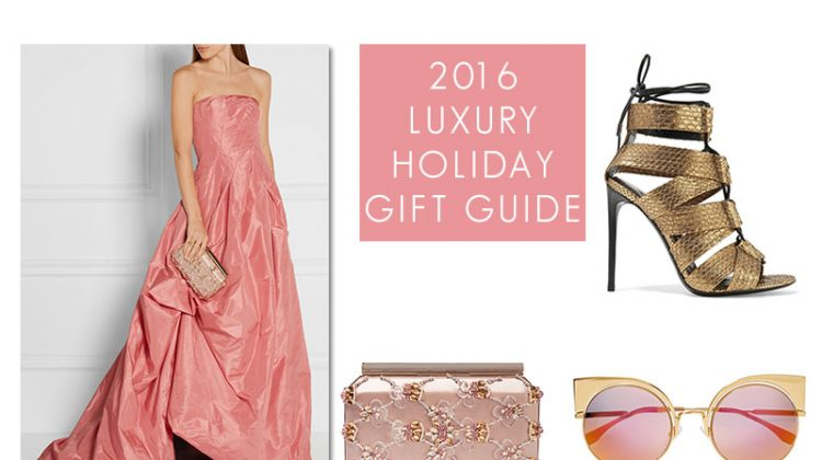 Holiday Gift Guide: 9 Luxury Gifts for Her