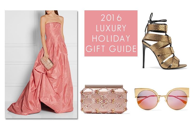 Pretty in pink: luxury holiday gift guide