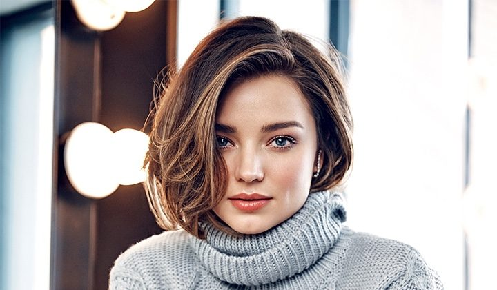 Miranda Kerr Bundles Up in Winter Styles for ELLE Canada