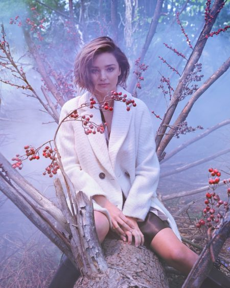 Miranda Kerr is a Natural Beauty in Marella's Fall 2016 Campaign
