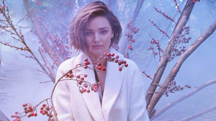 Miranda Kerr is a Natural Beauty in Marella's Fall 2016 Campaign
