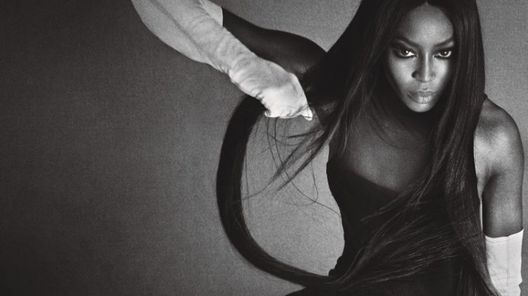 Naomi Campbell Stuns in Dramatic Looks for W Magazine