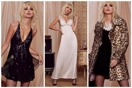 Just Landed: Courtney Love x Nasty Gal's Holiday Line is Here!