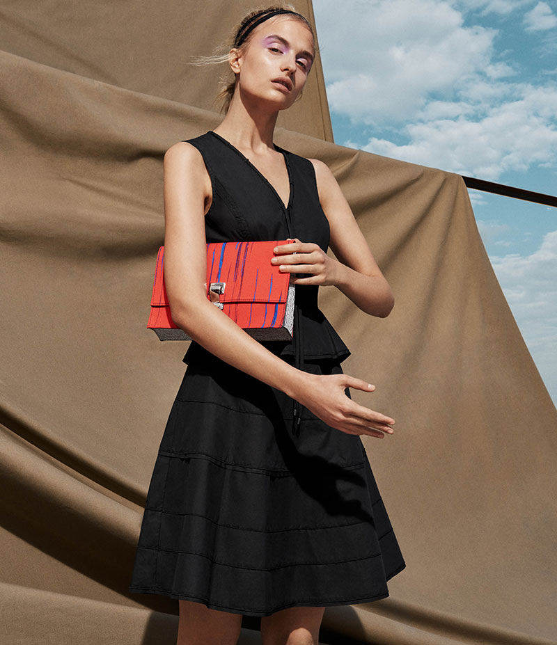 Just Landed: Proenza Schouler x Barneys' Exclusive Collection