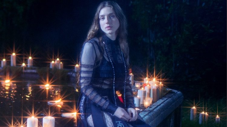 Birdy Lights Up Red Valentino's Fall 2016 Campaign