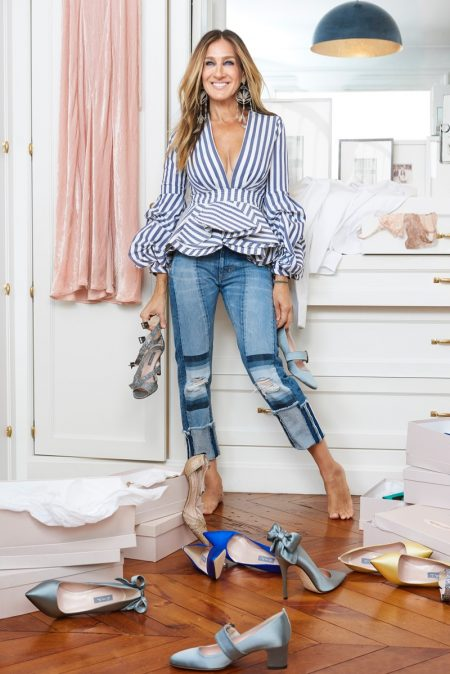 New Arrivals: SJP by Sarah Jessica Parker's Party Perfect Shoes