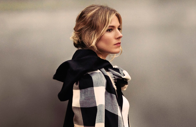 Sienna Miller stars in Burberry's holiday 2016 film
