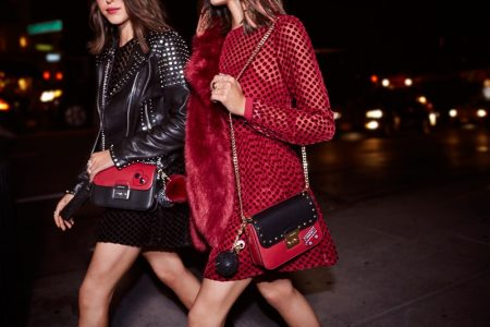 Sofia Richie Takes on Street Style for Michael Kors Campaign