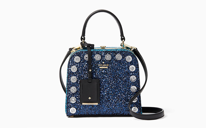 Kate Spade Skyline Way Violina Bag in Navy