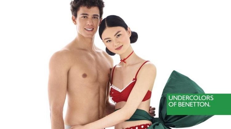 Undercolors of Benetton Gets Into the Festive Spirit