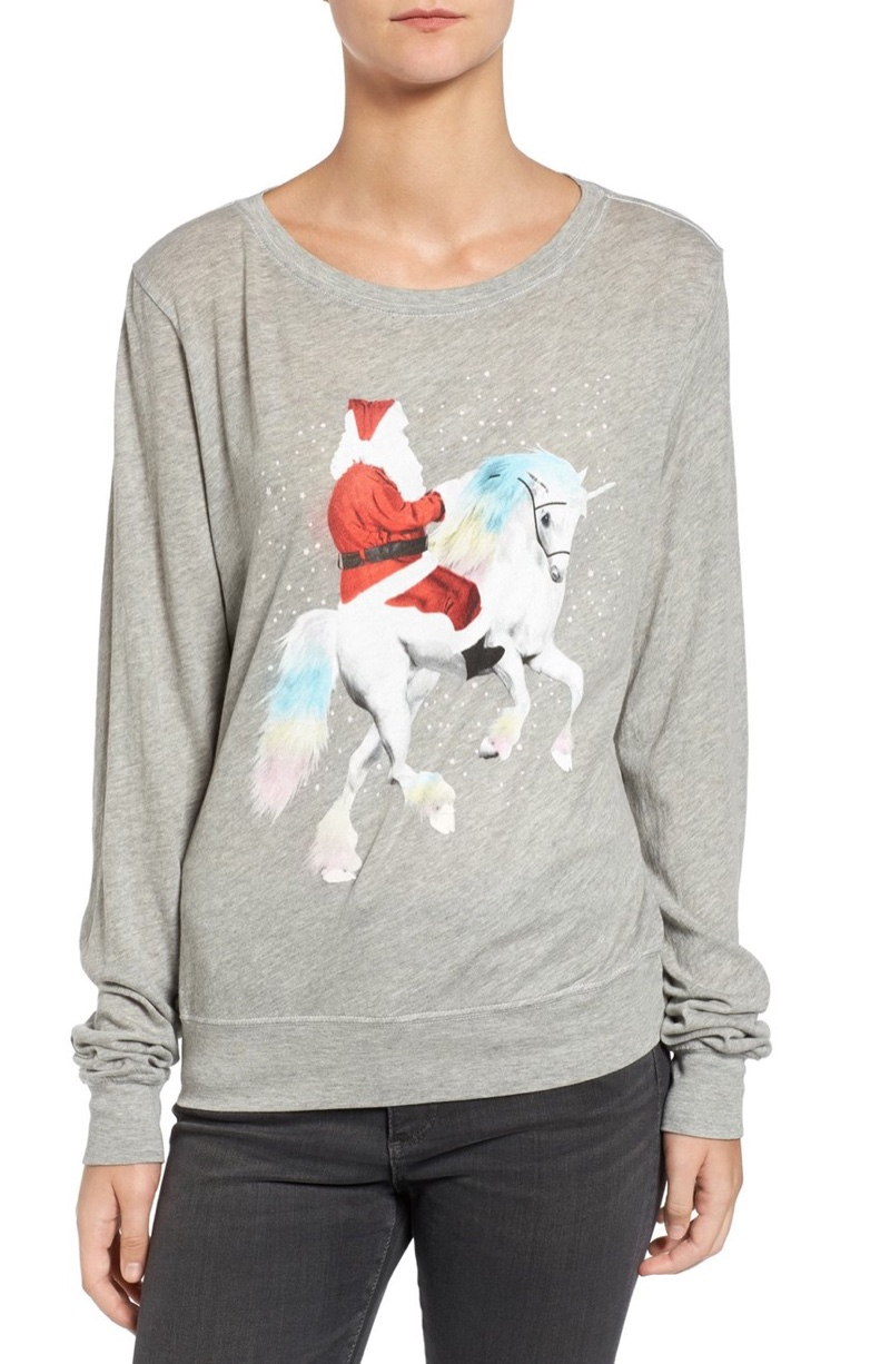 3ec4277331 Christmas Ready: 9 Holiday Sweaters from Wildfox | Fashion Gone Rogue