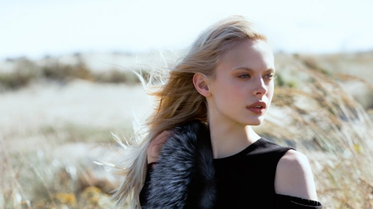 Exclusive: Victoria Germyn by Della Bass in 'La Fille'
