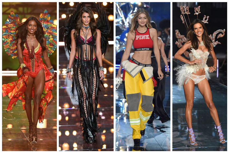 See Which Models Are Walking the 2016 Victoria's Secret Fashion Show