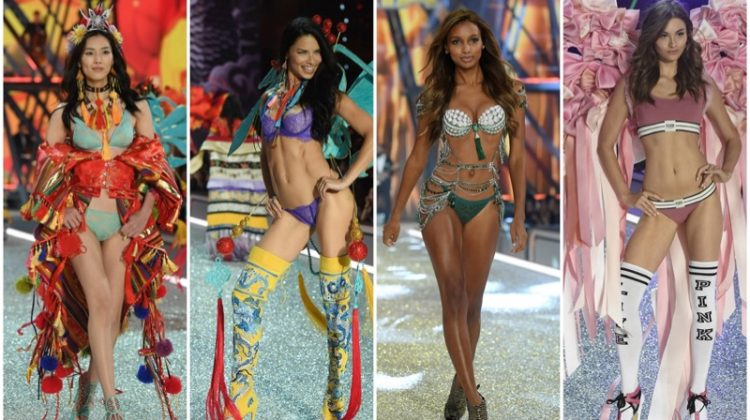 Discover the full list of models walking the 2016 Victoria's Secret Fashion Show
