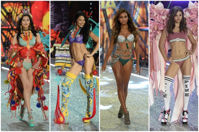 Discover the full list of models walking the 2017 Victoria's Secret Fashion Show