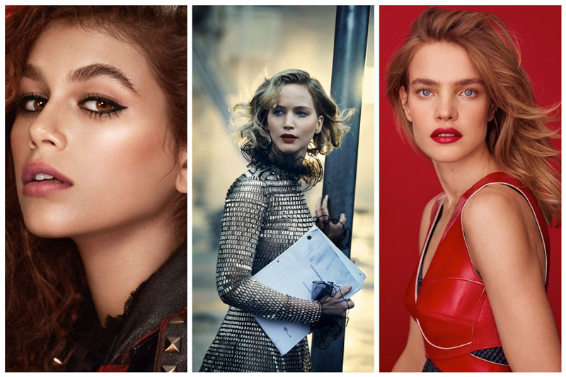 Week in Review | Jennifer Lawrence for Vanity Fair, Kaia Gerber Lands Beauty Campaign, Natalia Vodianova's New Cover + More