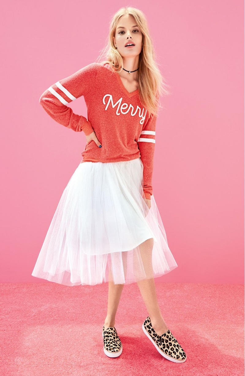 Wildfox Christmas Sweatshirt.Christmas Ready 9 Holiday Sweaters From Wildfox Fashion