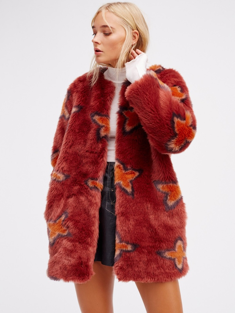 Keep Warm This Winter In A Faux Fur Jacket