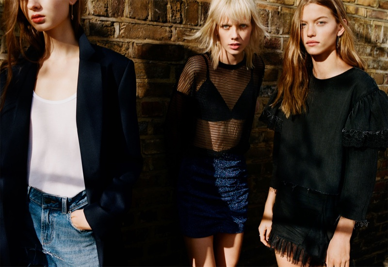 Zara Channels 90's Rock & Roll Style for Latest Trend Guide