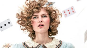 'Alice in Wonderland' Influenced This Whimsical Vogue Netherlands Spread