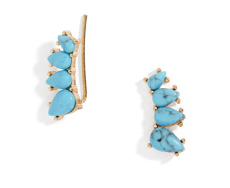 Shay Mitchell Baublebar Resort 2017 Jewelry Shop | Fashion