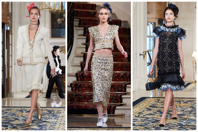 Chanel Sets Star-Studded Pre-Fall 2017 Show at the Ritz Paris